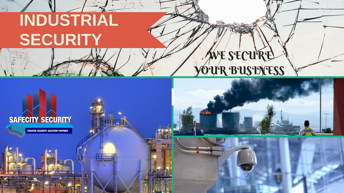 Dubai Industrial Security Solution Provider With Best