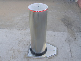 Carsh Rated Bollards